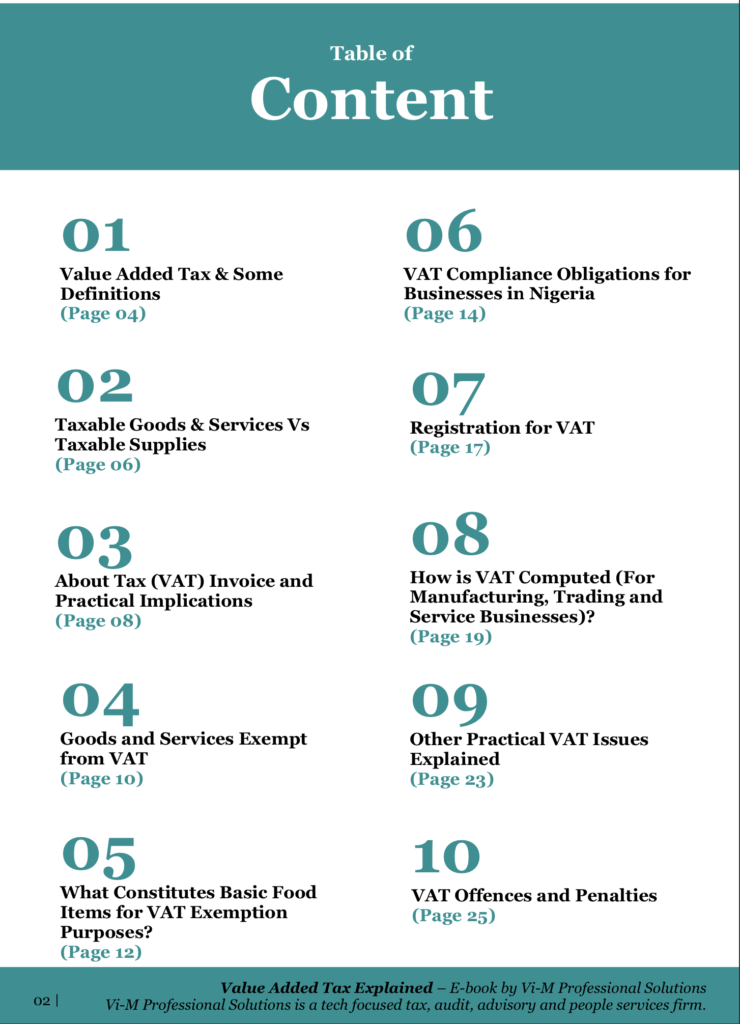 Value Added Tax (VAT) Explained
