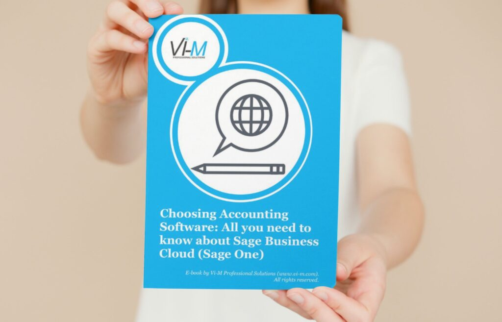 Choosing Accounting Software: All You Need to Know About Sage One Accounting