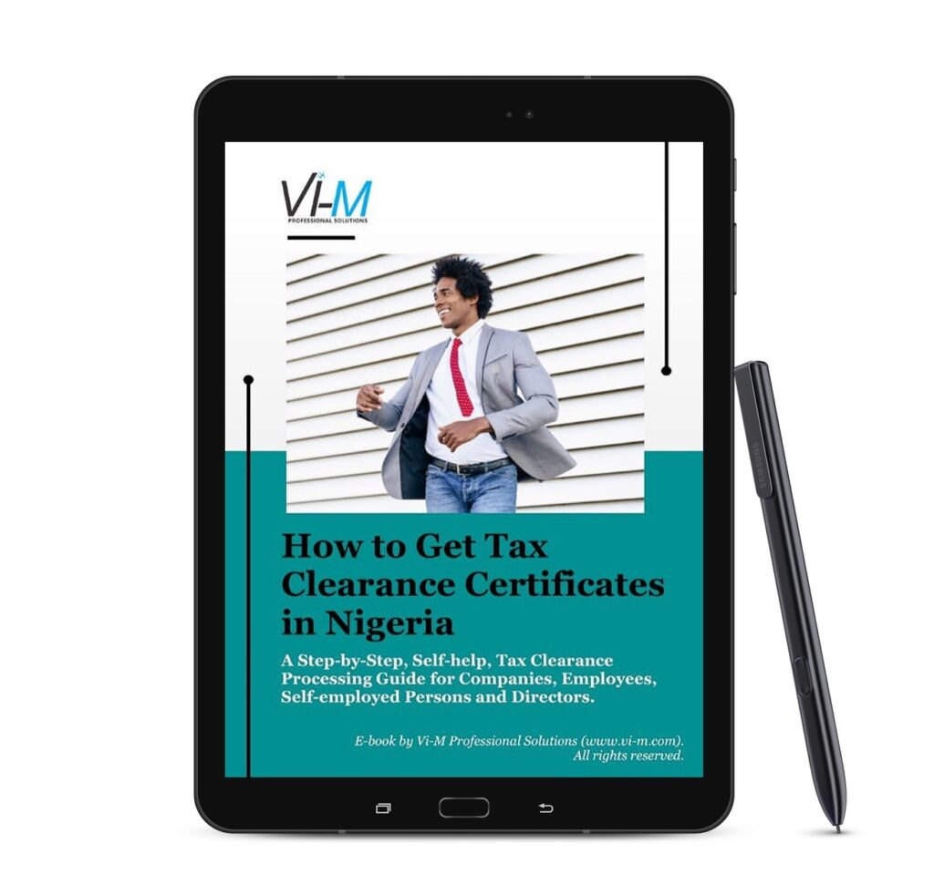 How to Get Tax Clearance Certificates in Nigeria